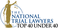 The National Trial Lawyers Top 40 Badge The Carbine Law Firm, LLC (1)